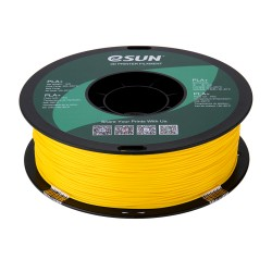 PLA+ 1.75 - Yellow 1kg