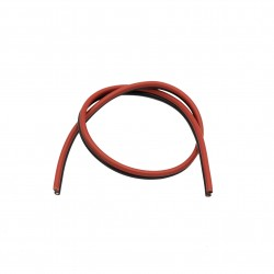 Black-red wire (16AWG)