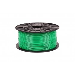 Filament 1,75 ABS - green 1 kg