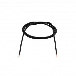 Black wire H07V-K (16AWG)