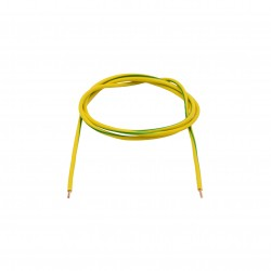 Yellow-green wire H07V-K...