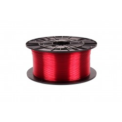 PETG 1.75 - Transparent red...